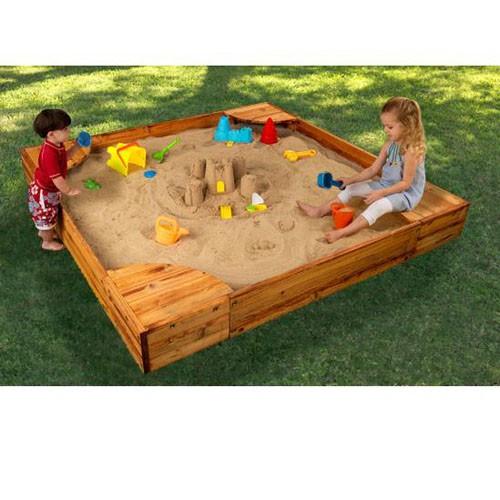KidKraft Backyard Sandbox