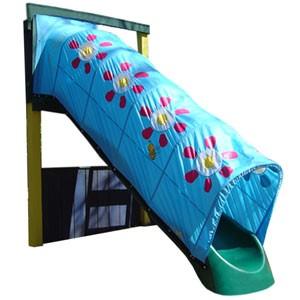 Flower Child - Swing Set Fantaslides Slide Cover