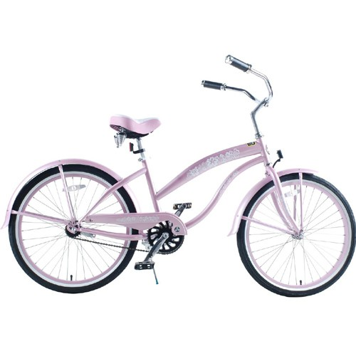 Pink Ladies Beach Cruiser