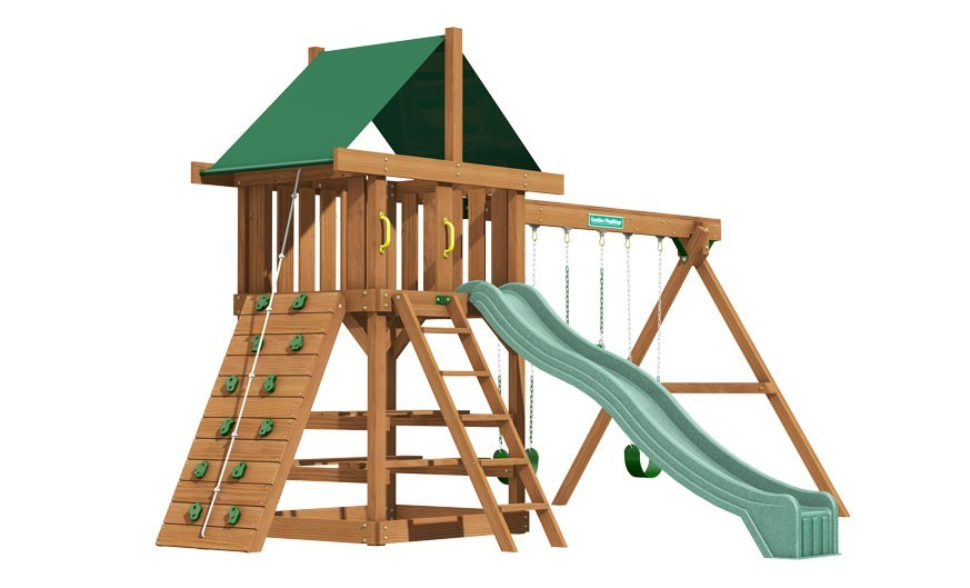 Creative Playthings Clayton Classic Pack #1 Swing Set