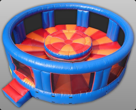 Gladiator Arena - Commercial Grade Inflatable Bouncer Game