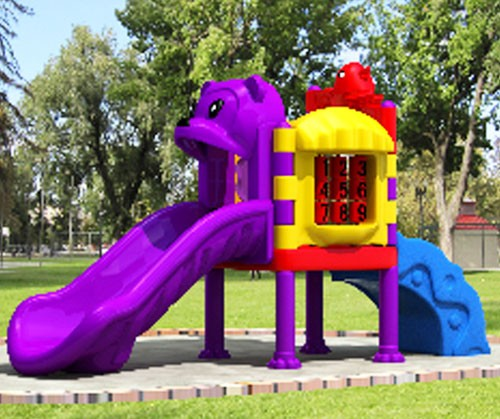 KidWise PlayLand KidCenter #2 - Commercial Playground Structure