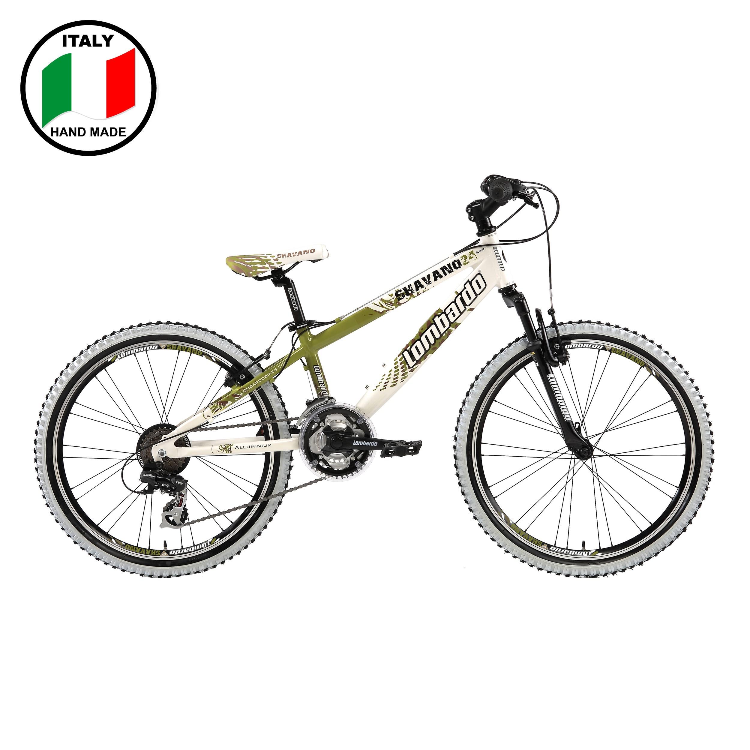 Lombardo Shavano 24 inch Bike