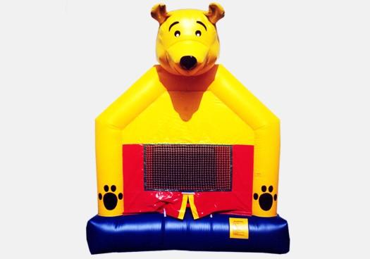 Teddy Bear Bouncer - Commercial Inflatable Bounce House