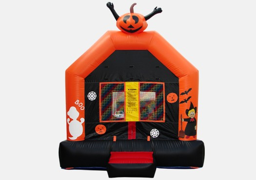 Halloween Bouncer - Commercial Inflatable Bounce House