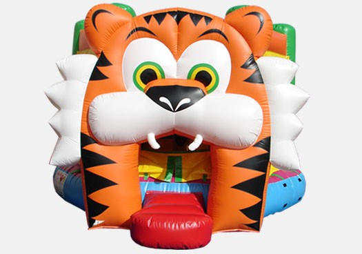 Tiger Bouncer - Commercial Inflatable Bounce House