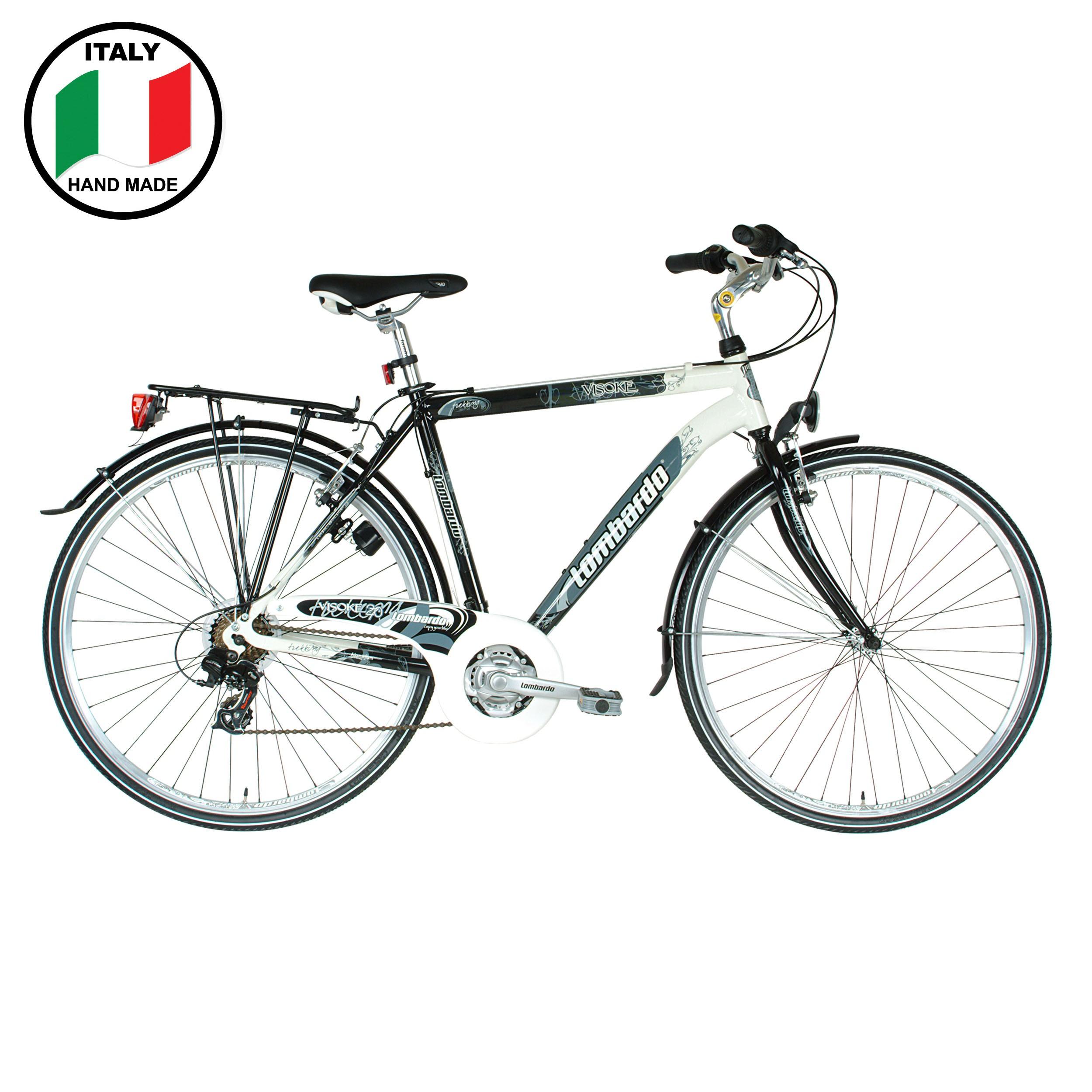Lombardo Visoke Men's 21 inch Bike