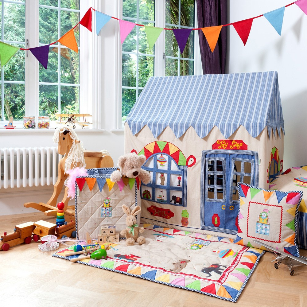 Toy Shop Themed Playhouse
