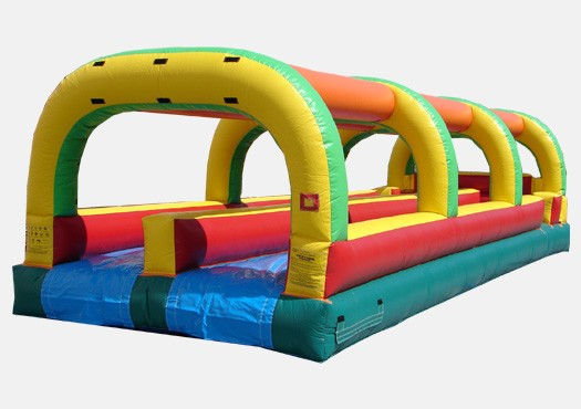 Slip and Slide Double Lane - Commercial Inflatable Waterslide