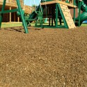 Playground Recycled Rubber Mulch Cypress