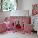 Win Green Playhouse - Gingerbread House Themed