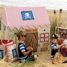 Win Green Playhouse - Pirate Shack Themed