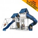 Monkey Play Set Package #3 White and Sand With Blue Accessories
