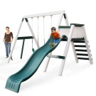 CONGO Swing'N Monkey Play Set - Green and White