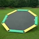 16' Octagon Magic Circle Trampoline