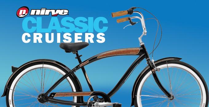 Classic Cruiser Bikes