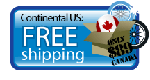 Free Shipping Bicycles