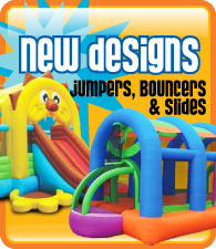 New Bouncer Designs