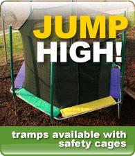 Trampoline Cage Specials