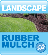 Great deals on rubber landscape mulch!